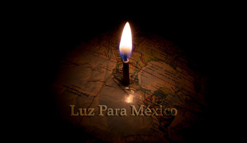 Una luz para Mexico by dipablo
