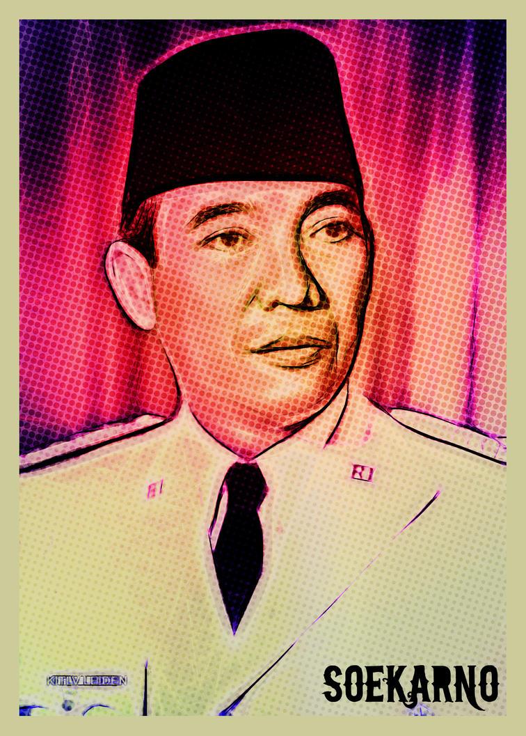 Ir. Soekarno by indesignesia