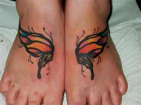 2 foot butterfly