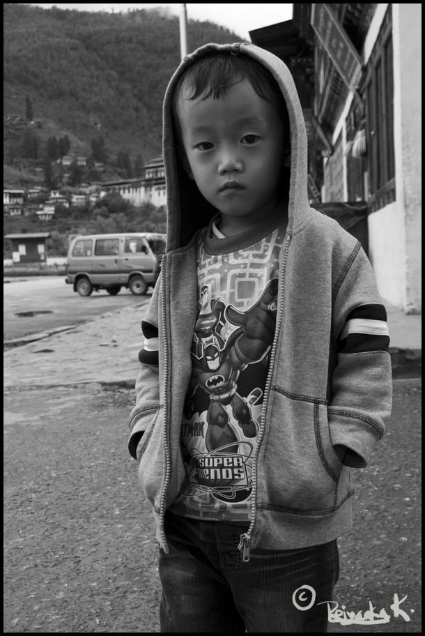 Badass Kid by PistachioSnails