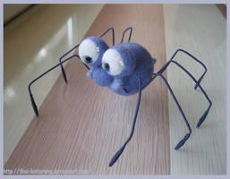 Goggle spider by thai-binturong