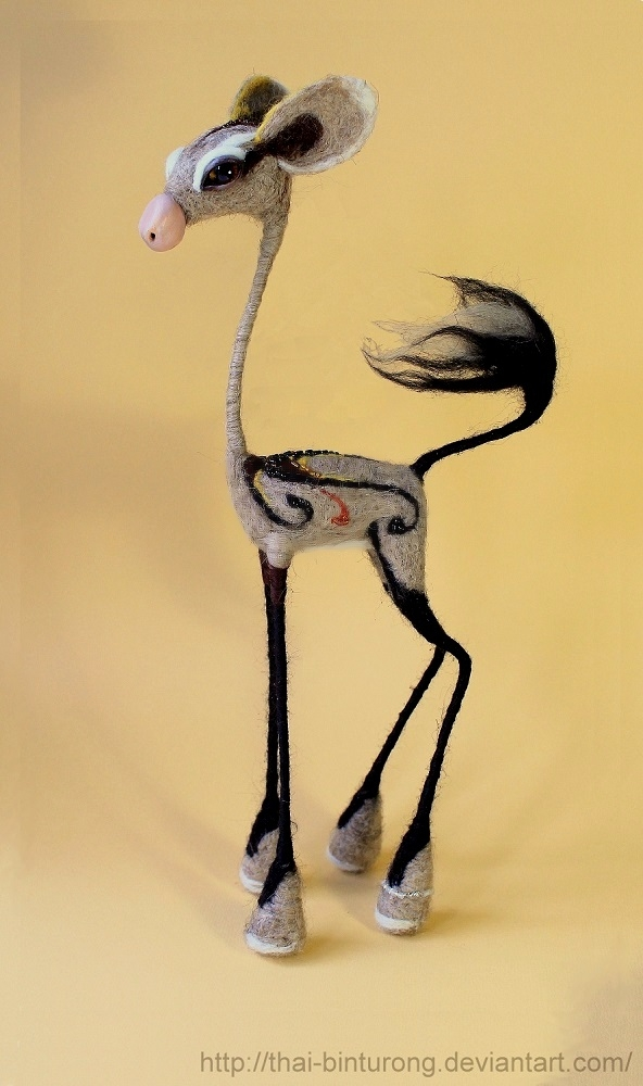 Ornata Tamtam by thai-binturong