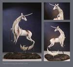 The unicorn by thai-binturong
