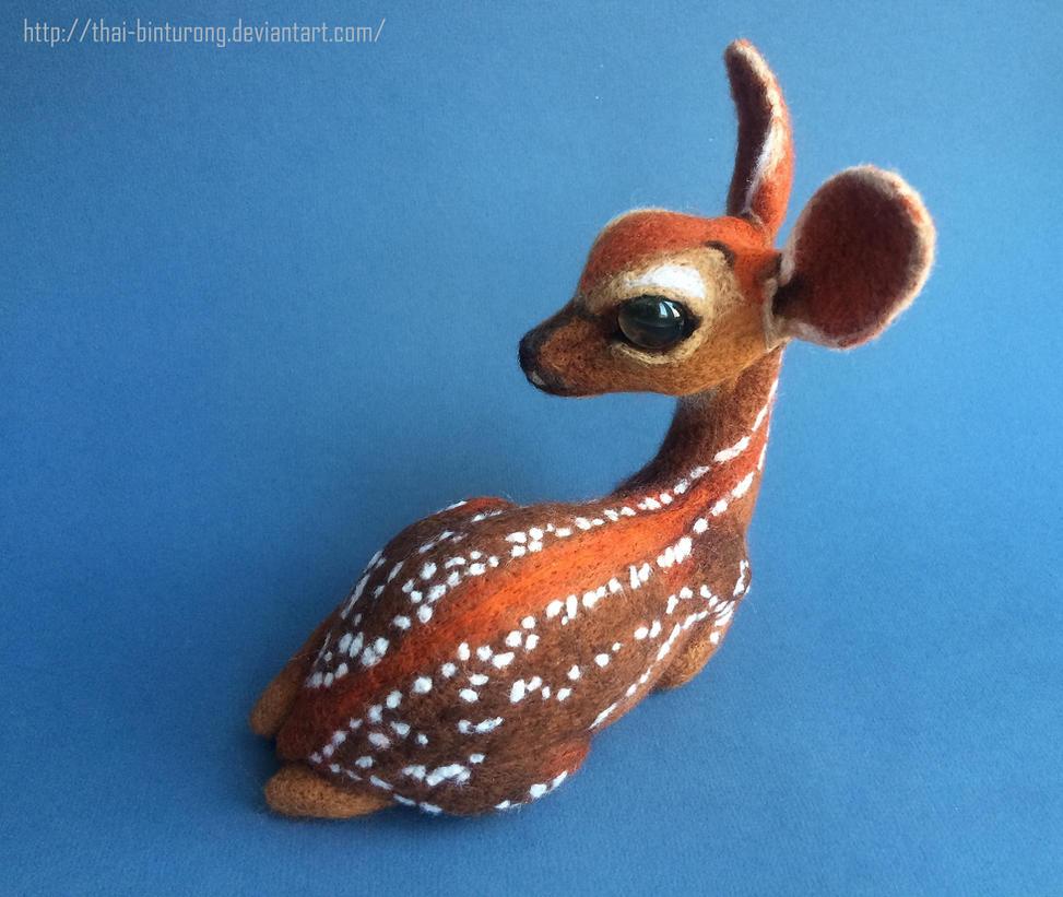 Little deer 2 by thai-binturong