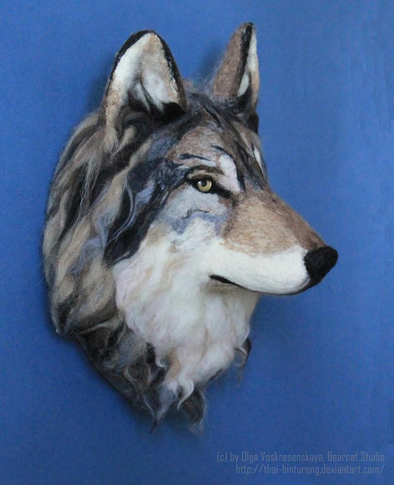 the Wolf 2 by thai-binturong