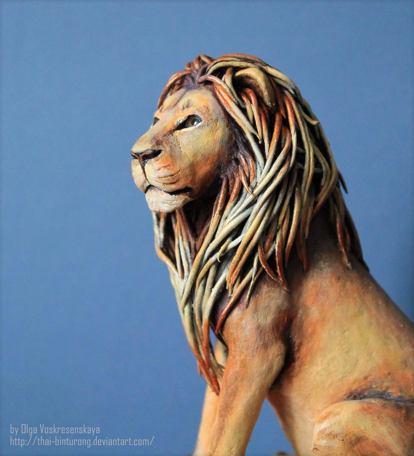 the Lion by thai-binturong