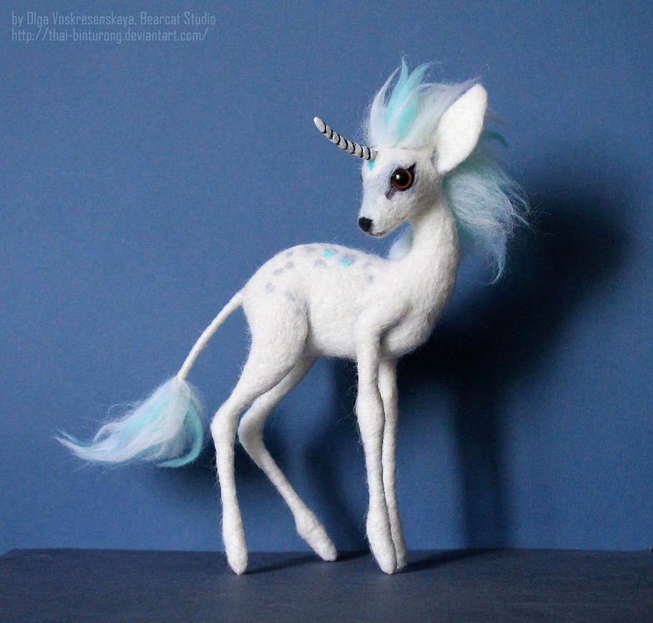Unicorn fawn by thai-binturong