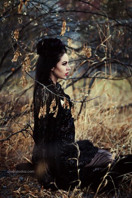 Darkness by Amanda-Diaz