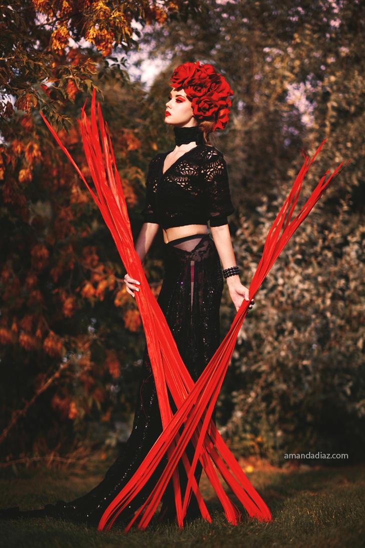 Rose Red by Amanda-Diaz