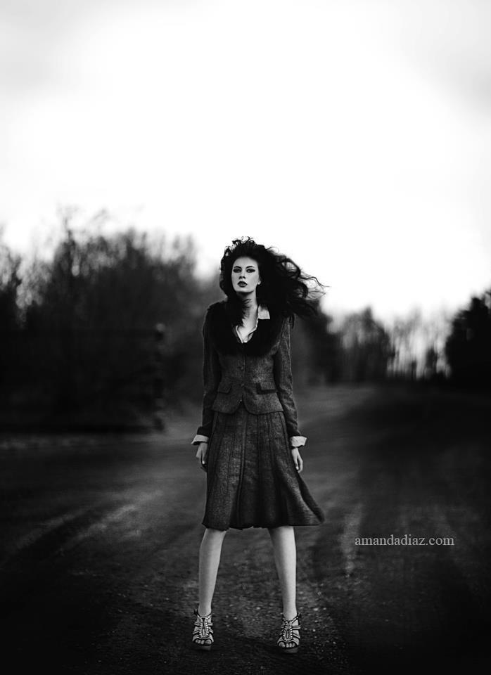 Dirt Road by Amanda-Diaz