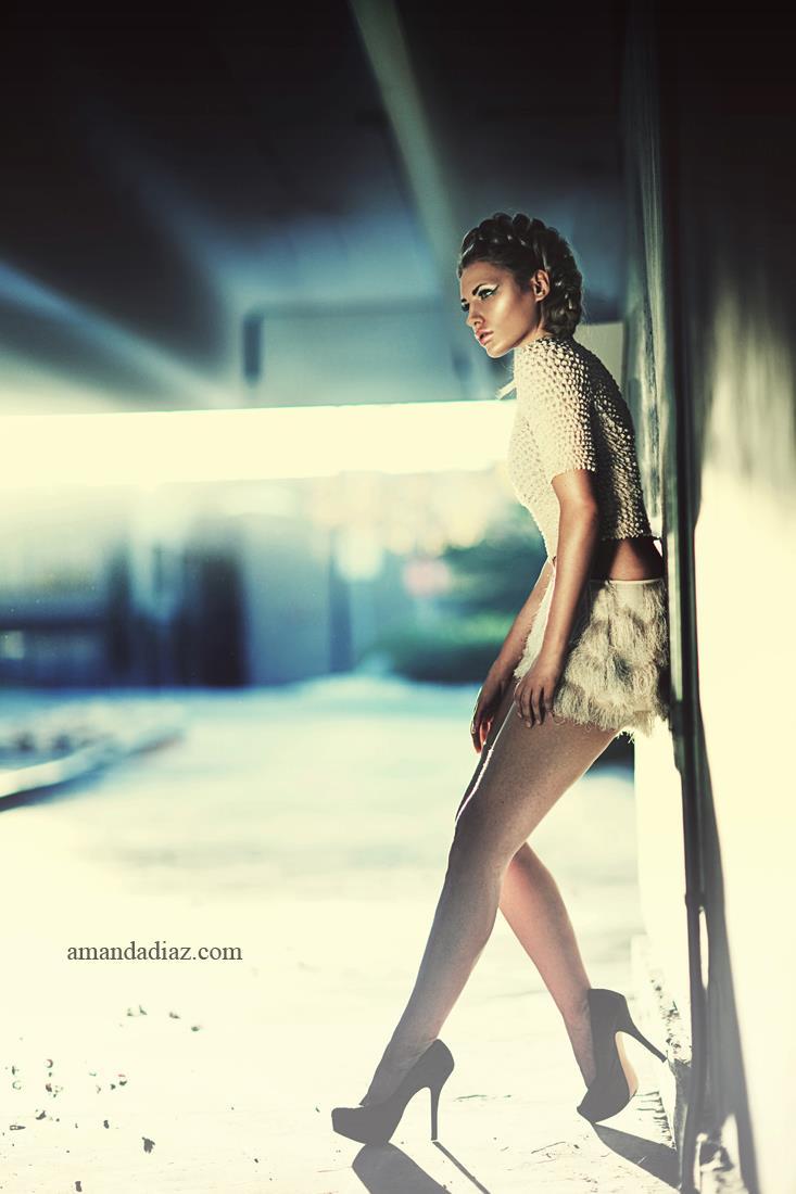 la mannequin by Amanda-Diaz