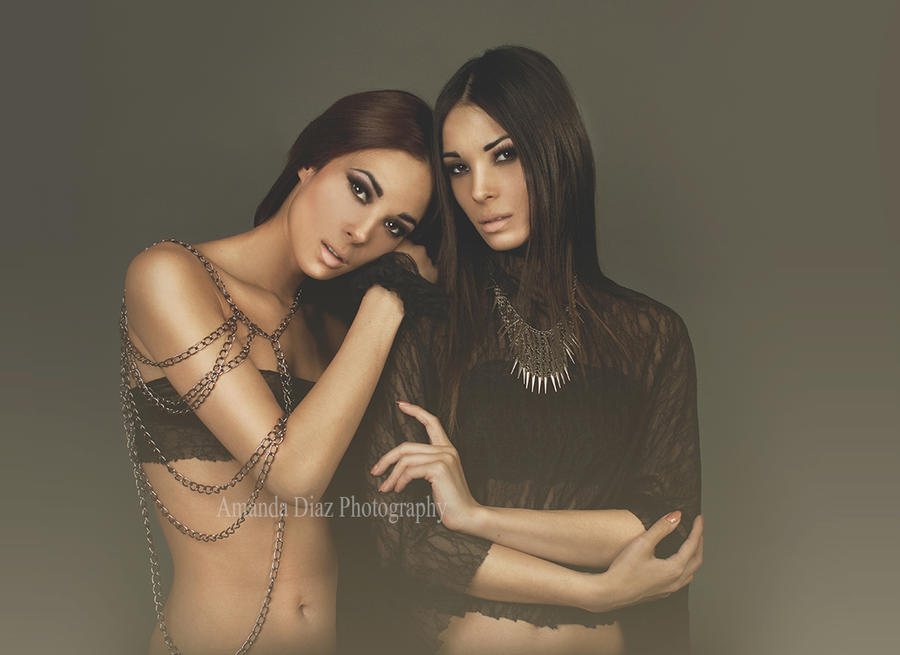 Lace and Chains II by Amanda-Diaz