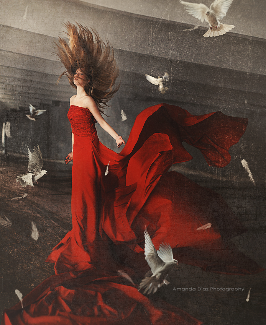 Red by Amanda-Diaz