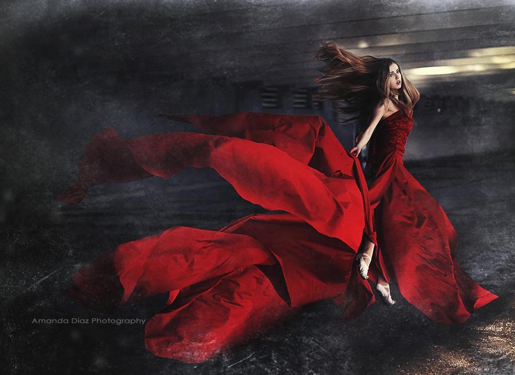 Runaway by Amanda-Diaz