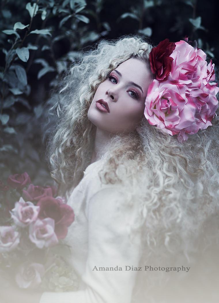 Fairy's Portrait by Amanda-Diaz