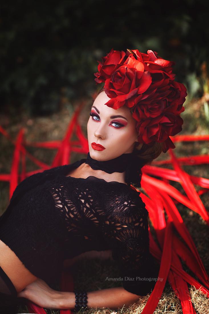 Rose Red III by Amanda-Diaz