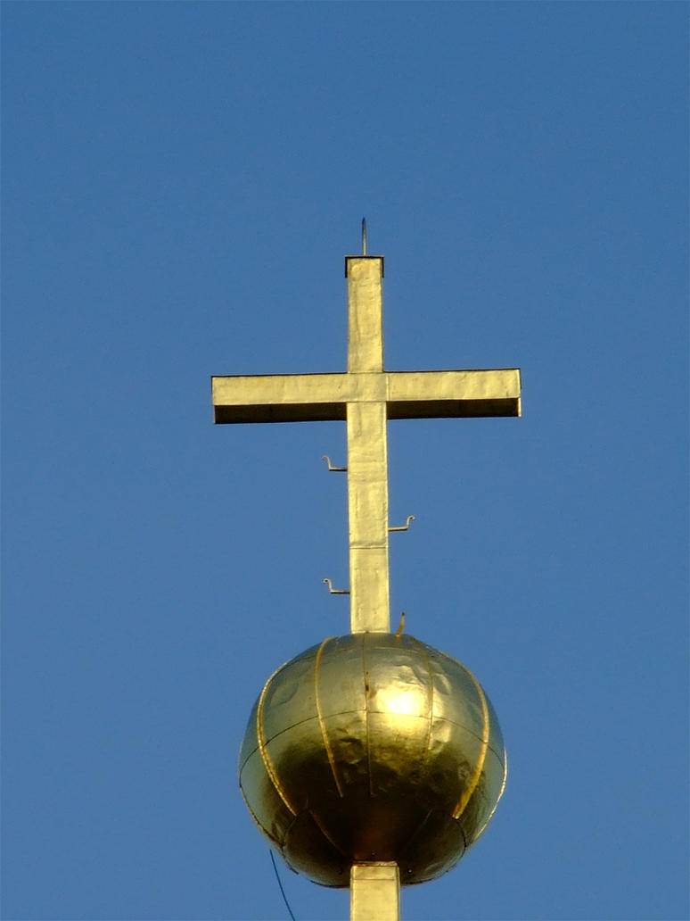 Golden cross by inbalance