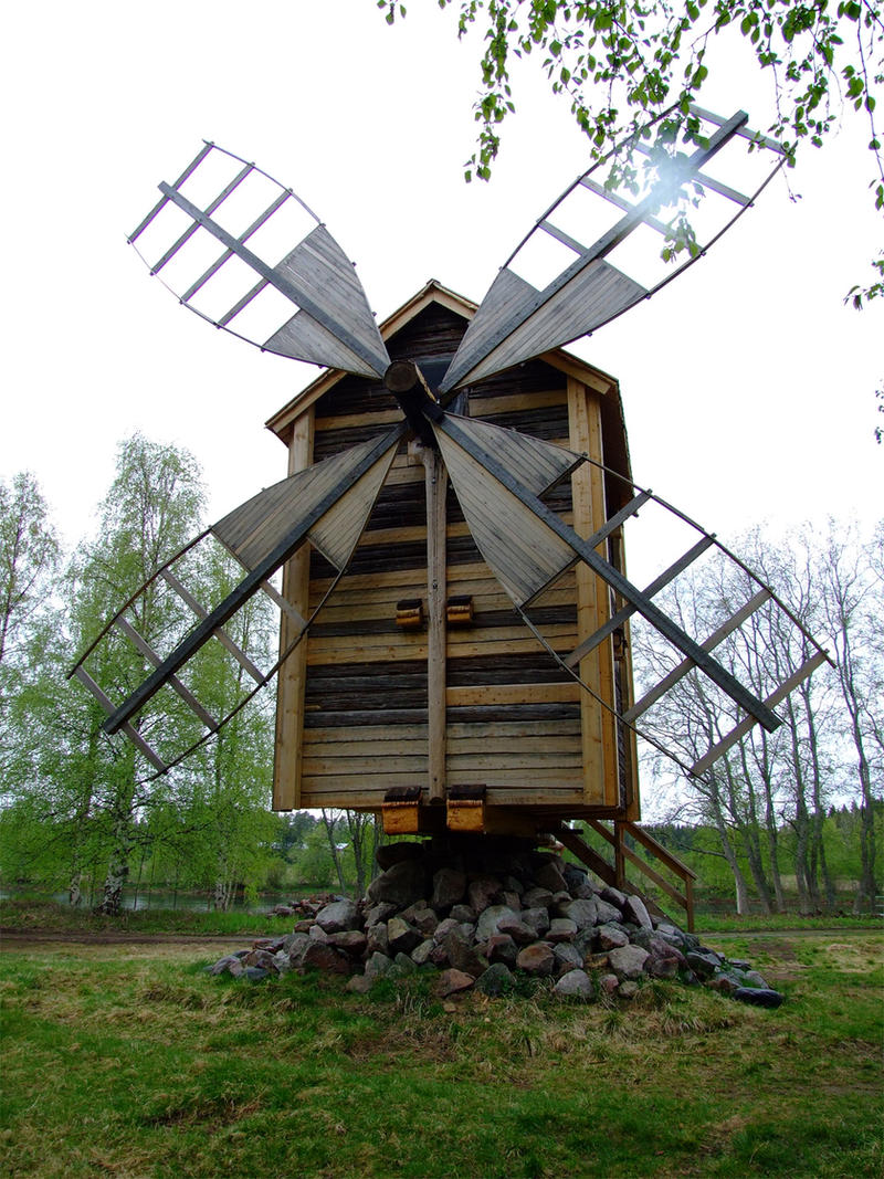 Windmill. by inbalance