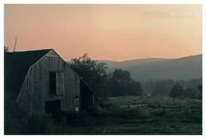 Evening Greets Vermont by RedWolf244