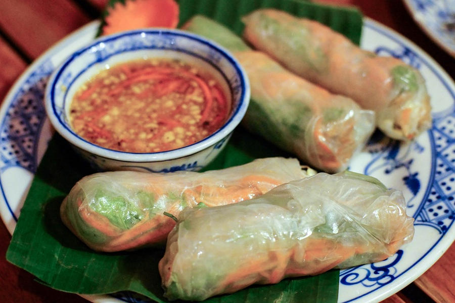 spring rolls cambodian style spring rolls cambodian style spring rolls ...