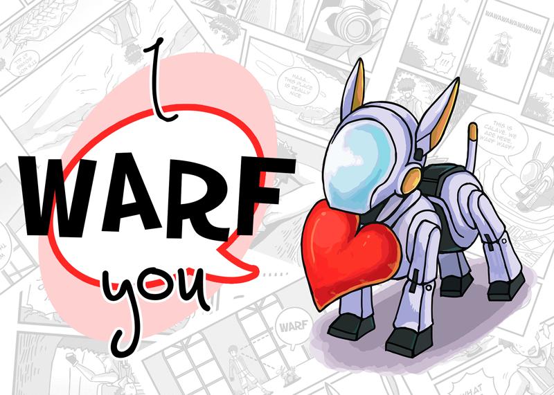 I WARF You by splgum