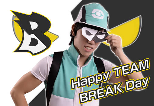 Happy Team Break Day!