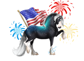 .:Happy 4th of July:. Monthly Prompt
