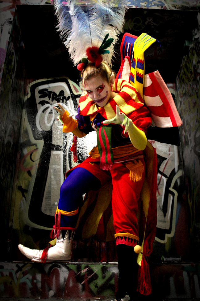 Cult of Kefka by queencattabby