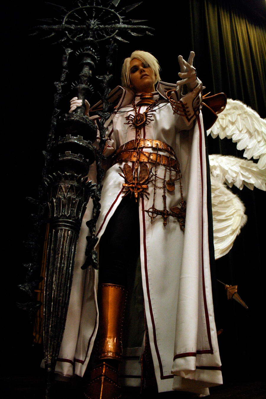 Dark Angel - Cain Knightlord