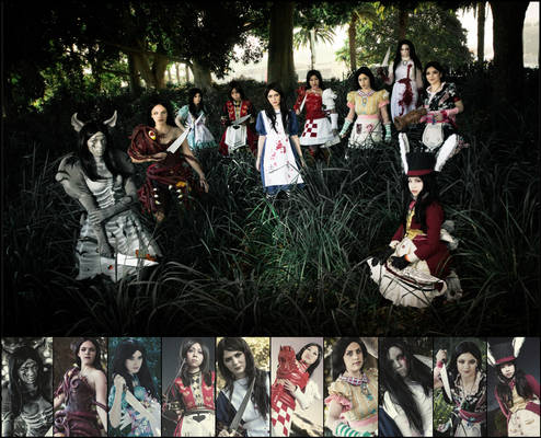 Alice Madness Multiplied