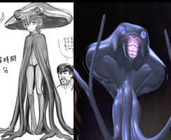 Millennian - Anime Moe fanart. by GoMonsterMaster91