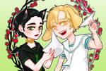 Kitty Loki Puppy Fandral