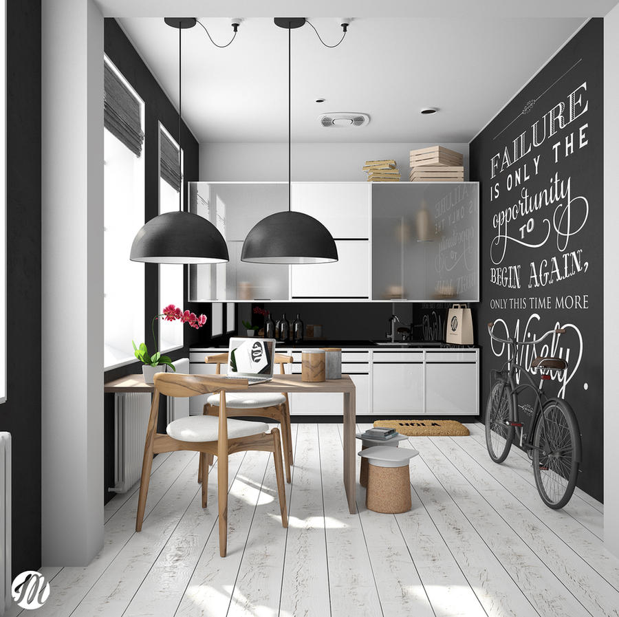 The Manshed Kitchen By MOCK-UP On DeviantArt