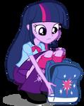 Twilight Sparkle (Sets her bag down) #3