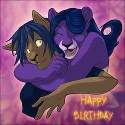Happy Birthday Ki by Mirri