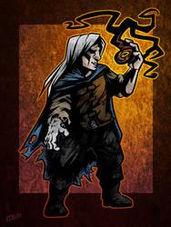 Darkest Dungeon - Karoon by Mirri