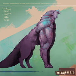 Megatheria: DysonSills 03 by Jugganaut4Life