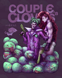 Couple a' Clowns - Boo Boo X Marble by Jugganaut4Life