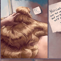 Oh Look, A Note (SL Pg.13 Preview)
