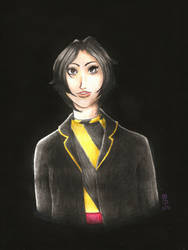 Mavis (human and anime style) by juriTanaka