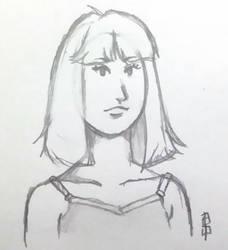 Maddie Ziegler by juriTanaka