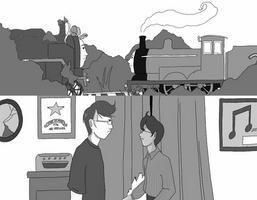 Edward and Hiro engines and human