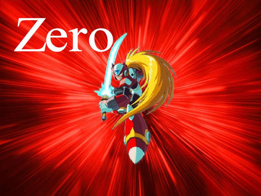 Maverick Hunter Zero by daigospencer