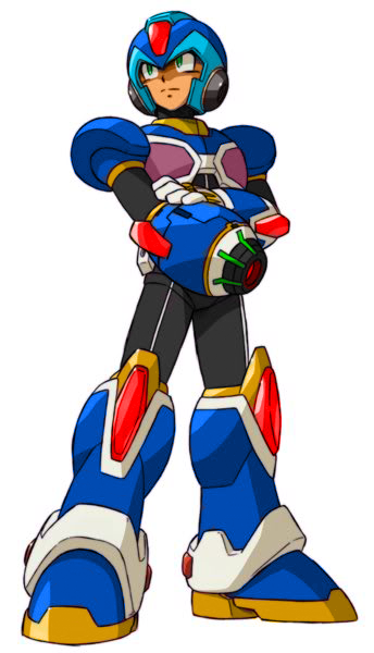 Megaman X Repainted by daigospencer