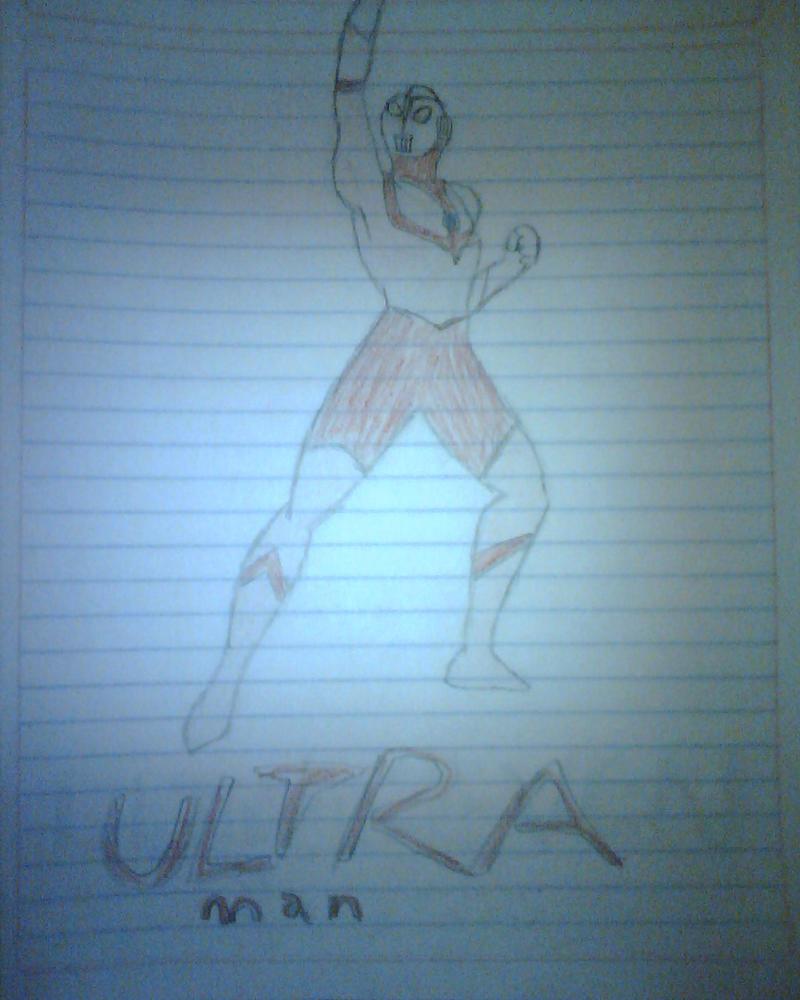 Ultraman Hayata by daigospencer