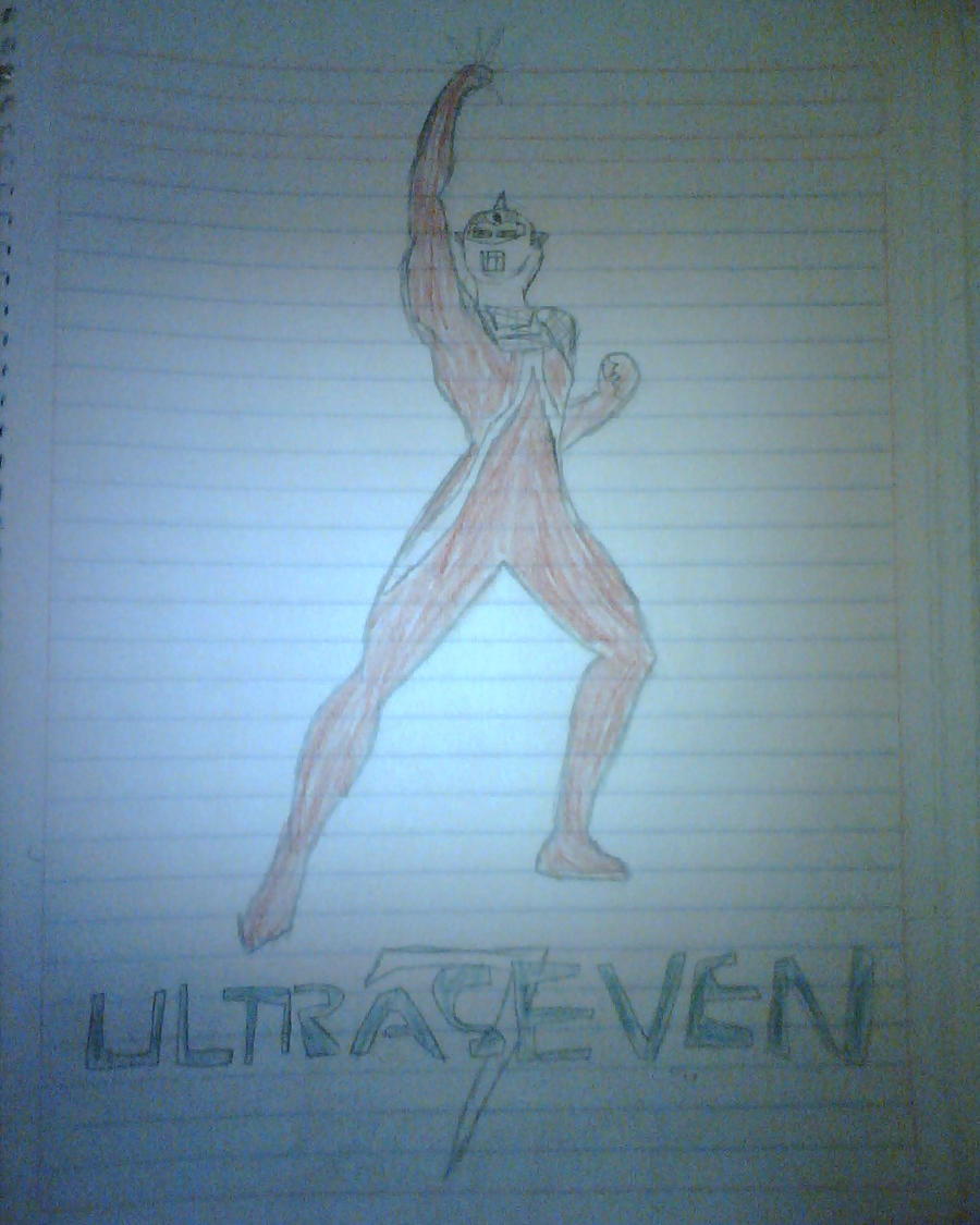 Ultraseven by daigospencer