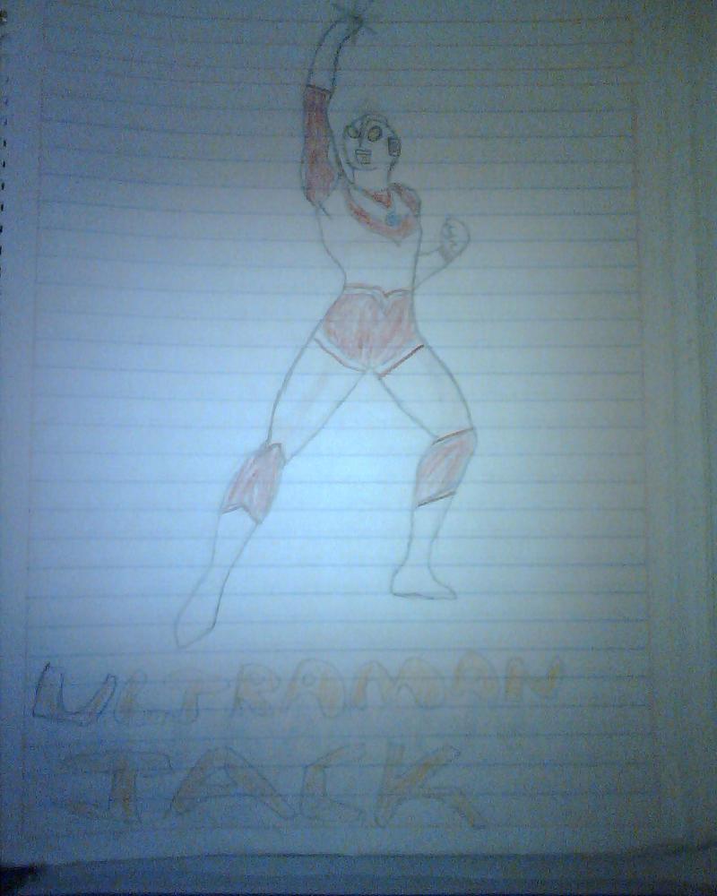 Ultraman Jack by daigospencer