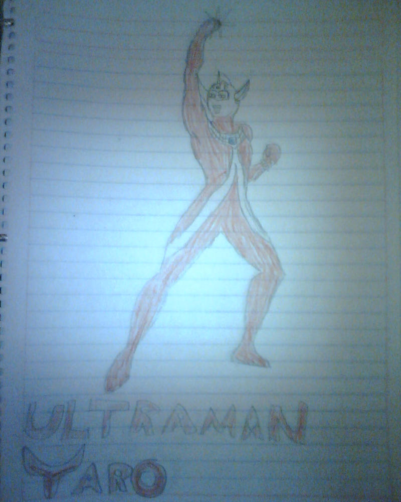 Ultraman Taro by daigospencer