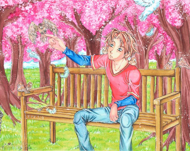 Spring Time by Enatis