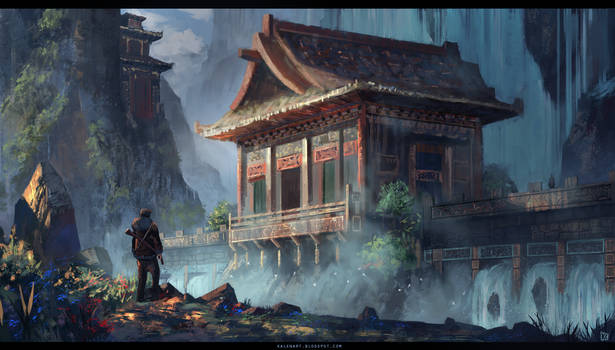 Uncharted: Redesign Temple
